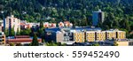 panorama of downtown...   Shutterstock . vector #559452490
