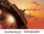 eiffel tower  paris. france | Shutterstock . vector #559460389