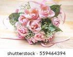 bouquet of flowers   Shutterstock . vector #559464394