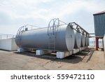 huge oil  gas and liquid... | Shutterstock . vector #559472110
