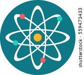 proton and electron   Shutterstock .eps vector #559473433