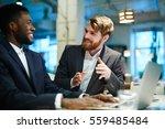 cooperation | Shutterstock . vector #559485484