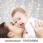 family  motherhood  parenting ... | Shutterstock . vector #559534804