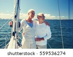 sailing  age  tourism  travel... | Shutterstock . vector #559536274