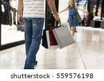 people shopping concept