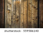 old weathered wooden wall...   Shutterstock . vector #559586140