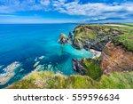 View Of The South Devon Coast ...