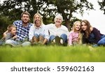family generations parenting... | Shutterstock . vector #559602163