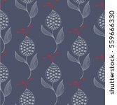 seamless vector pattern.... | Shutterstock .eps vector #559666330
