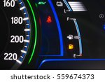 close up empty petrol  gasoline ... | Shutterstock . vector #559674373