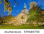 historic old capitol in... | Shutterstock . vector #559684750