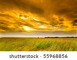 Photo Of A Landscape With A...