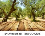 empty table for display... | Shutterstock . vector #559709206