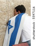 Jerusalem.the Western Wall...