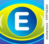 sign with eye icon background | Shutterstock . vector #559746364