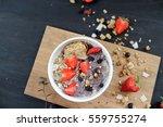 Bowl Of Breakfast Weet Bix ...