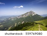 beautiful scenery on the big... | Shutterstock . vector #559769080