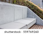 Outdoor Cozy Grey Bench Sofa...