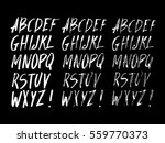 graphic font for your design.... | Shutterstock .eps vector #559770373