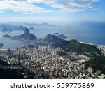 aerial view of the bay of rio... | Shutterstock . vector #559775869