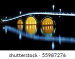 Bridge Over Jinji Lake  Suzhou...