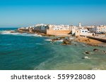 View To Essaouira Old City And...