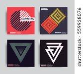 art geometric shape logo design ... | Shutterstock .eps vector #559938076