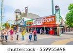 vienna  austria  june 2016 ... | Shutterstock . vector #559955698