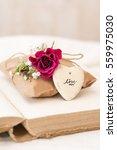 valentines day gift | Shutterstock . vector #559975030