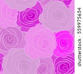 The Floral Seamless Pattern In...