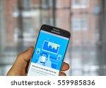 montreal  canada   december 23  ... | Shutterstock . vector #559985836