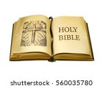 bible illustration raster copy | Shutterstock . vector #560035780