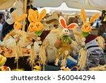 Easter Decoration Rabbits....