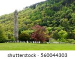 Glendalough  6th Century A.d....