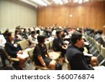 blurred image of education... | Shutterstock . vector #560076874