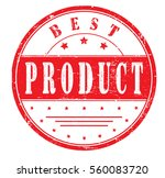 "rubber stamp with text ""best... 