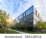 business office | Shutterstock . vector #560128516