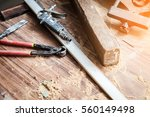 Wood Workshop With Handcraft...