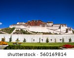 potala palace   Shutterstock . vector #560169814