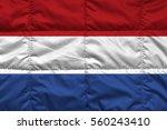flag of netherlands | Shutterstock . vector #560243410