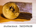 pieces of moroccan hashish laid ... | Shutterstock . vector #560249638