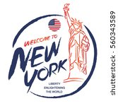The Welcome To New York With...