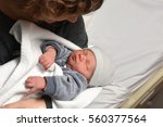 new born | Shutterstock . vector #560377564