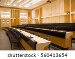 blur picture of empty... | Shutterstock . vector #560413654