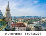 Aerial View Of Vienna And...
