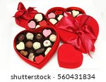 Red Heart Boxes Of Assorted...