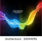 vector background | Shutterstock .eps vector #56044096