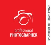 logo camera the photographer | Shutterstock .eps vector #560459824
