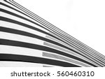 architecture of modern building ... | Shutterstock . vector #560460310