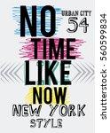 new york style  urban city t...   Shutterstock .eps vector #560599834